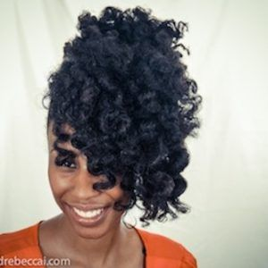 Cassandre // 4B Natural Hair Style Icon - BGLH Marketplace