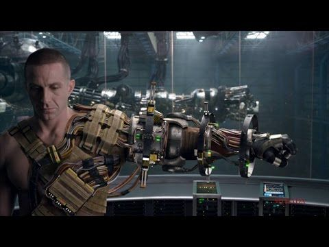 V-Ray Film & VFX Showreel 2014 - YouTube