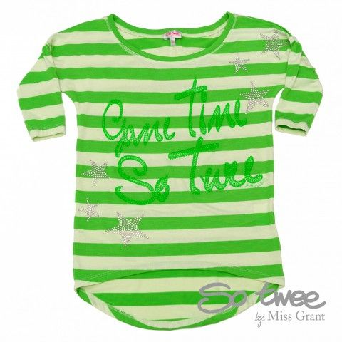 SO TWEE by #missgrant STRIPED T-SHIRT. Sale 50% off Spring&Summer Collection! #discount