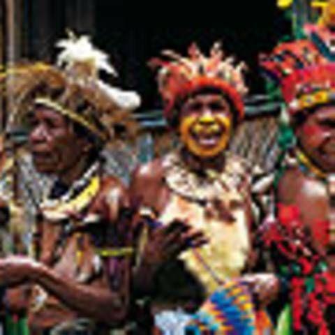 Papua-Neuguinea: Das Land der Geschenke