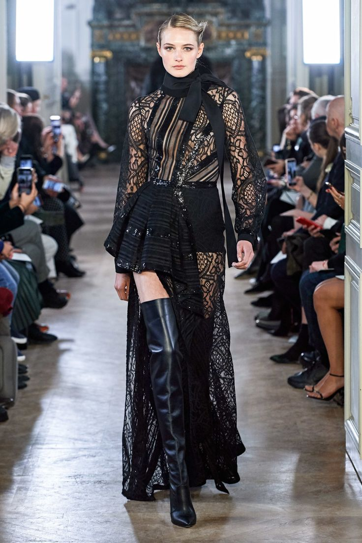 Elie Saab Herbst/Winter 2019-2020 Ready-to-Wear – Kollektion