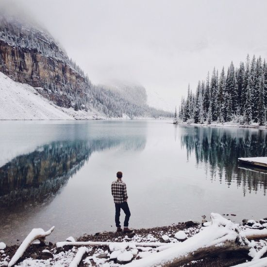 A Journey Through Alberta | VSCO  www.RadiantFitAndHappy.com