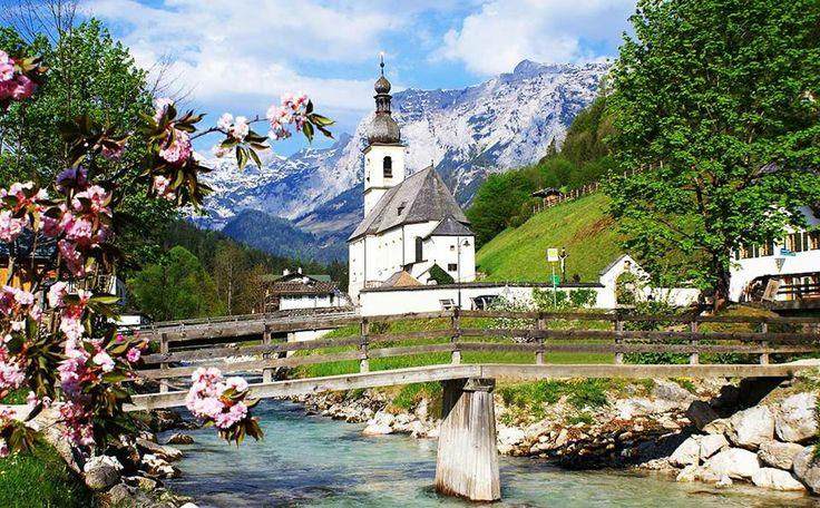 Berchtesgadener Land, #Germany