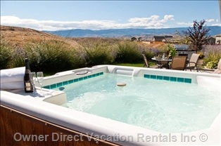Elegant Wenatchee, Washington Executive Vacation Home House Retreat with a Great View