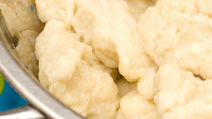 Home-made Polish Egg Dumplings – Kluski Kładzione