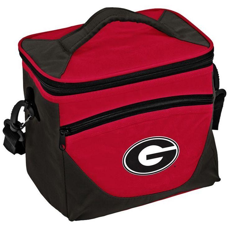 Georgia Bulldogs Halftime Lunch Box Cooler, Team