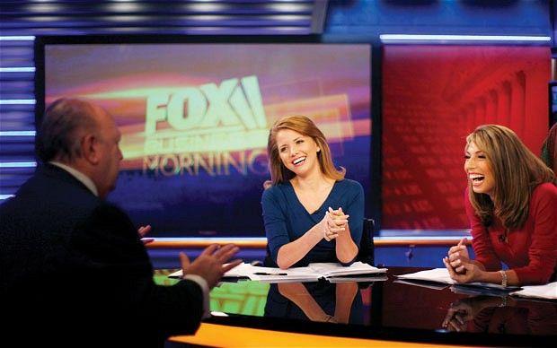 Fox News viewers worst-informed, study finds - Telegraph. Fox = knowledge suck