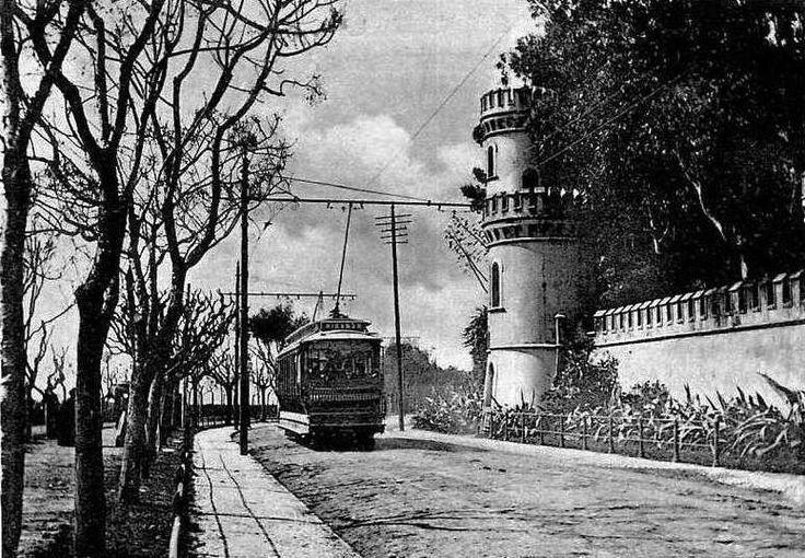 Algés, 1901