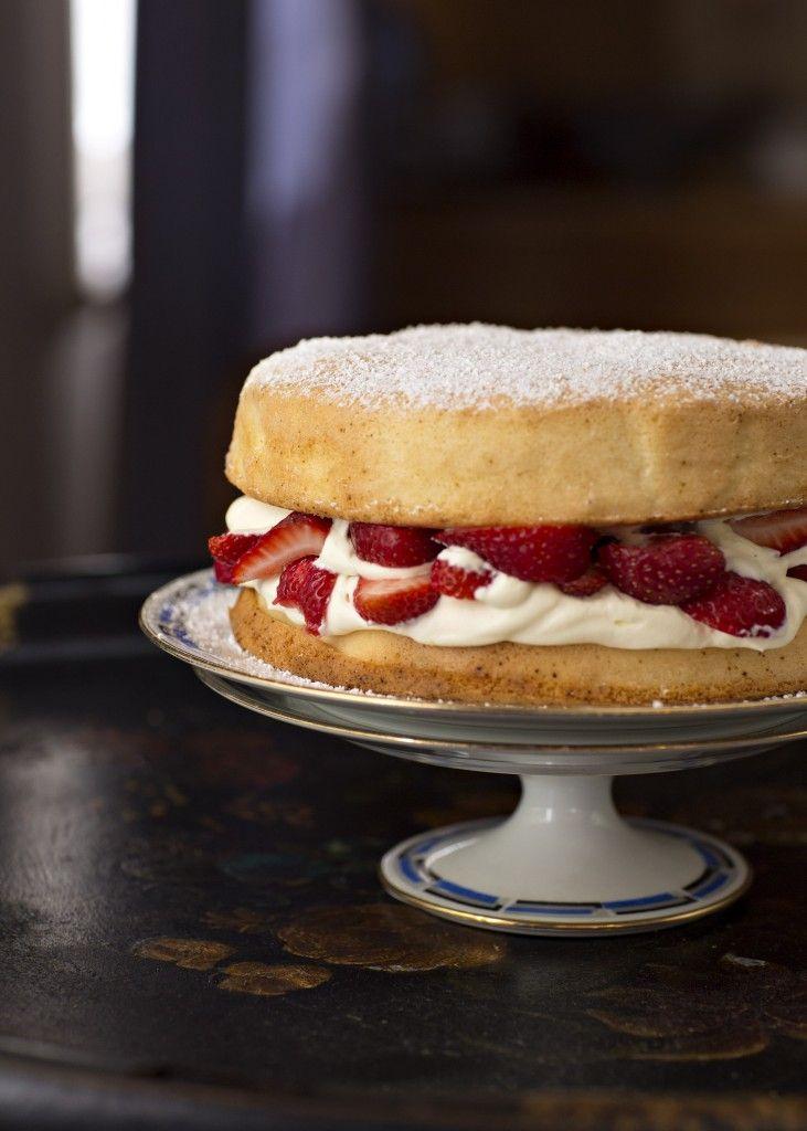 Classic Sponge Cake-Margaret Fulton