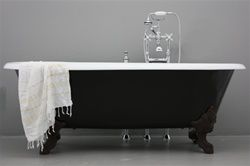 Tubs Acrylic Tub And Cast Iron Tub On Pinterest