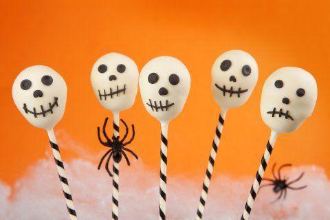 Halloween-Rezept: Schaurige Monster-Kuchen-Lollies   Familie- Kölner Stadt-Anzeiger
