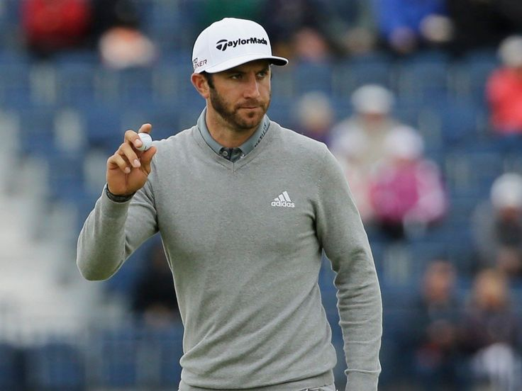 Dustin Johnson surprised the golf world by coming out at the British Open on fire. Description from businessinsider.co.id. I searched for this on bing.com/images