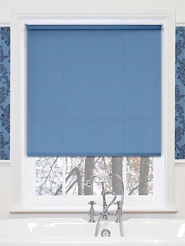 Valencia Light Blue Roller Blind. 60 best Blinds  Bathroom images on Pinterest   Rollers  Bathroom