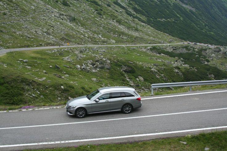 1,600 km in a Mercedes C 220 BlueTec T-Model around the charming Romania - MercedesBlog  mercedesblog.com #mercedesblog #mercedesc200bluetec