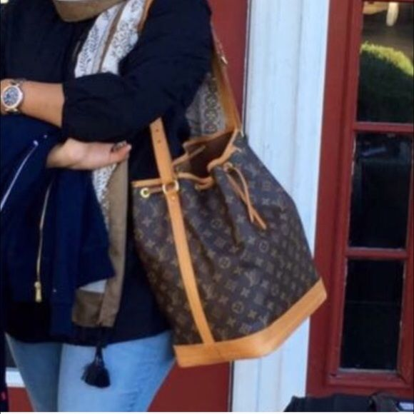 Authentic LV Noe Used Louis Vuitton Bags