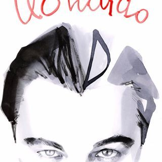 #leonardodicaprio #style #acting #actor #usa #eyes #gatsby #movies #portrait #ink #lessismore contact @galuchat_event exhibition @secretgallery_paris