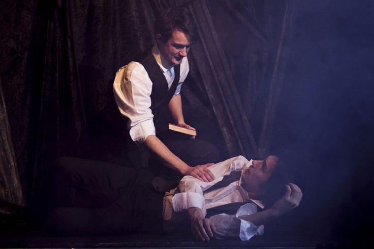 Frankenstein, London 2014, production shots by Michael Brydon
