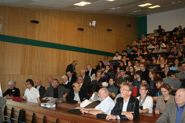 Forum Alfred Werner, dans le cadre du 100è anniversaire du Prix Nobel de chimie