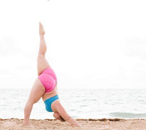 bodypositive, positivt, Yoga, Kropp, kroppspositiv