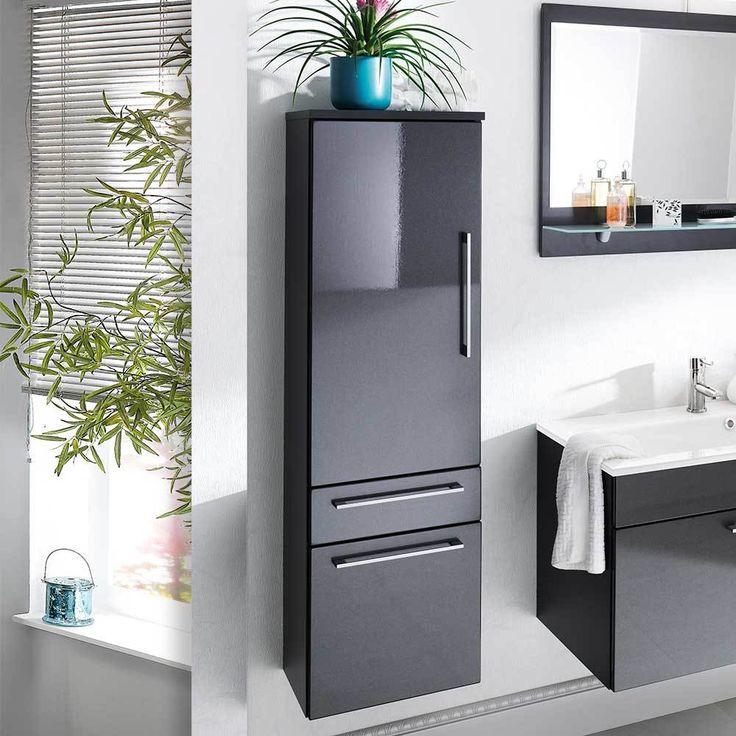 Die besten 25+ Bad hochschrank Ideen auf Pinterest Ikea spiegel - badezimmer hochschrank 60 breit