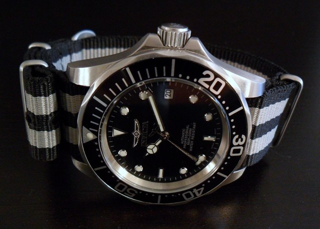 Invicta 8926 Bond Nato | watches | Pinterest | Pictures, Invicta 8926 and Stylish men