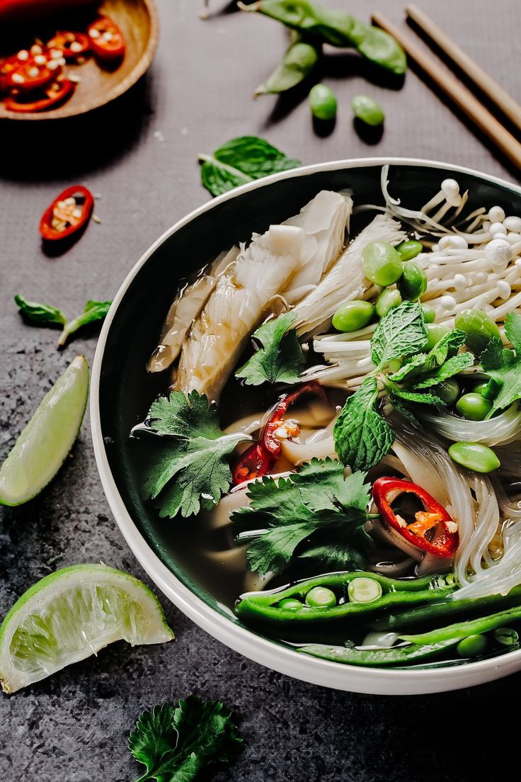 """The pronunciation of pho may be confusing (sounds like """"fuh""""), but the health benefits of this gut-healthy recipe aren't."""