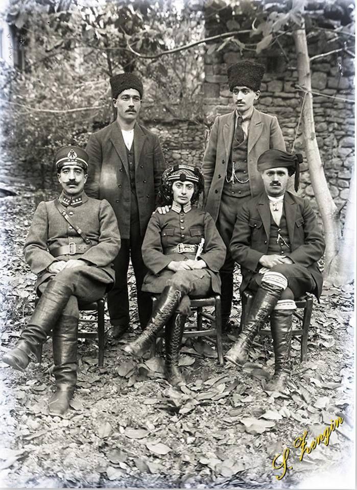 Kara Fatma (Fatma Seher Erden) (1888, Erzurum- 2 Temmuz 1955, İstanbul)