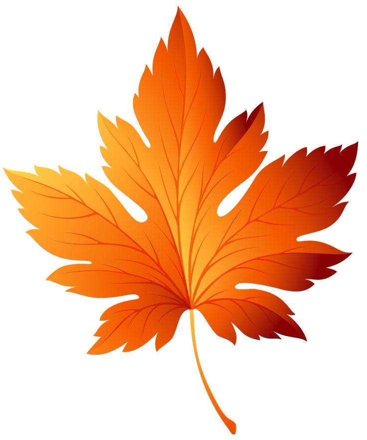 Autumn Leaf Transparent Picture Free Download