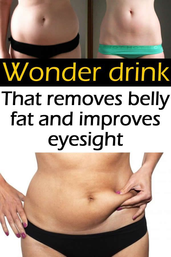 If you've tried everything an still can't get rid of belly fat you should consider drinking the following beverage. Here is the recipe, all fresh and natural