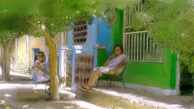 Raul Avila, Master Venezuelan Illustrator.