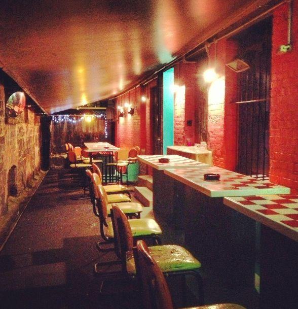 Alley Cantina Dunedin, New Zealand Mexican restaurant.