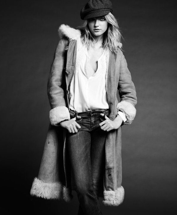 Vlada Roslyakova for Set A/W 2011 Lookbook | Fashion Gone Rogue: The Latest in Editorials and Campaigns