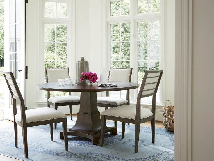 Dining Room Playlist Round Dining Group including Round Table and 4 Dining  Side Chairs11 best Dining Room Collections images on Pinterest   Dining room  . Ship Dining Room Set. Home Design Ideas