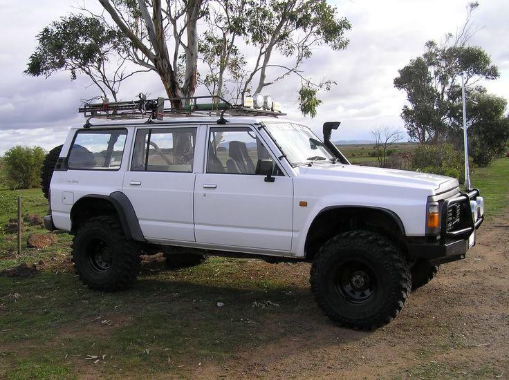 1995 GQ Patrol