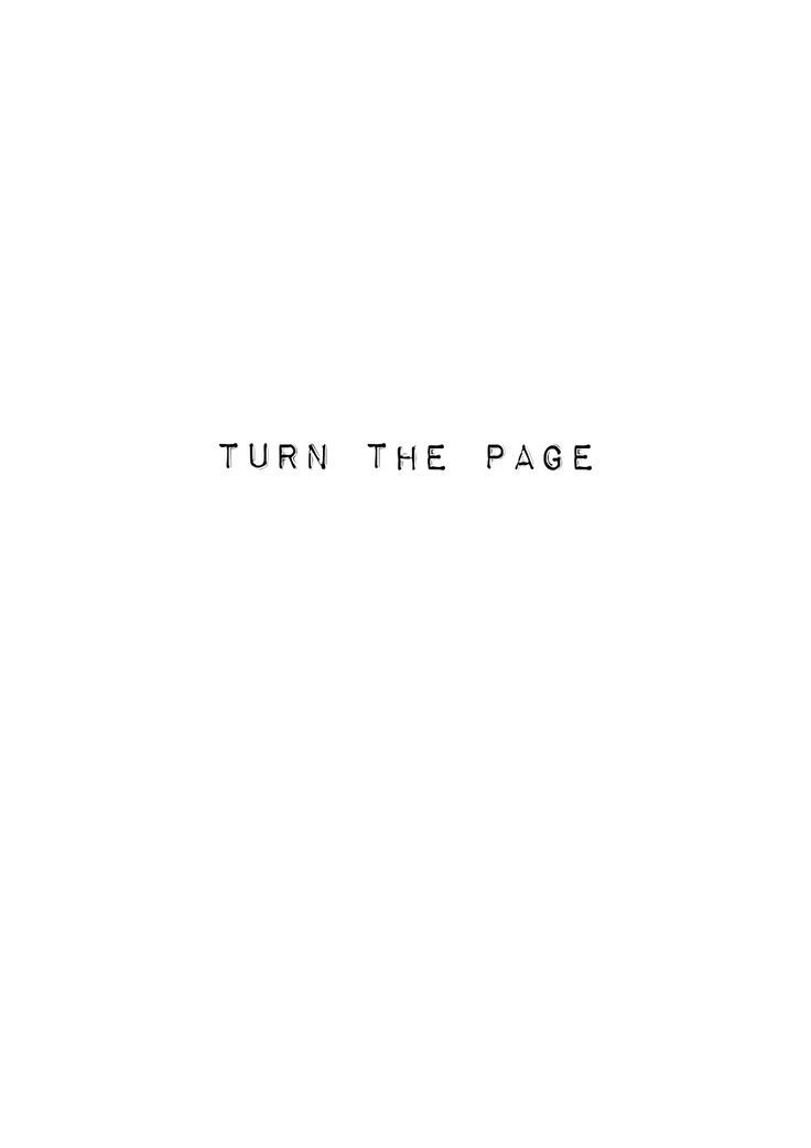 Turn the page   Words quotes, Short quotes, Words