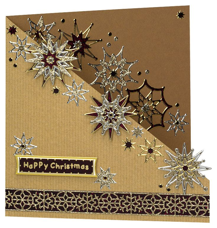 https://flic.kr/s/aHsjwFPWCA | Christmas 2011 Gallery | A collection of sample greeting cards made for Christmas 2011 gathered together from our designers individual galleries. All of the cards have been made using products from Craft Creations Ltd.