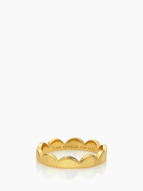 scallop ring | kate spade new york