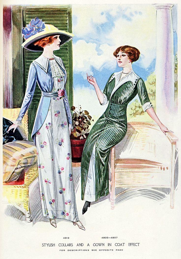 251 Best 1900 1919 Fashion Ads Images On Pinterest