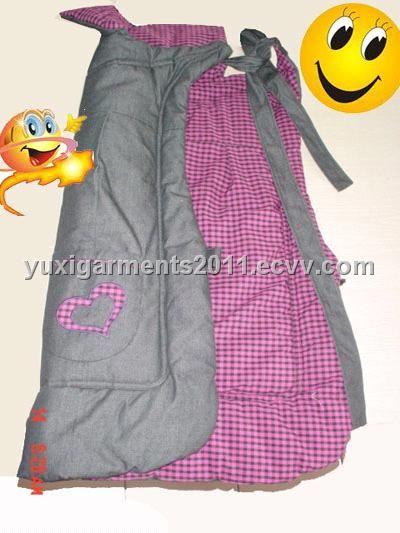 baby's wrap coat/quilt - China baby's wrap coat/quilt