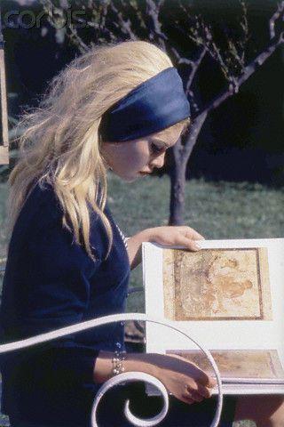 Le Mépris, 1963 - Brigitte Bardot