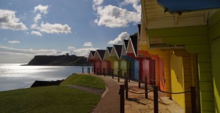 North Bay Beach Huts