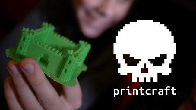 Cómo conseguir fácilmente tus modelos de Minecraft para imprimirlos en 3D.