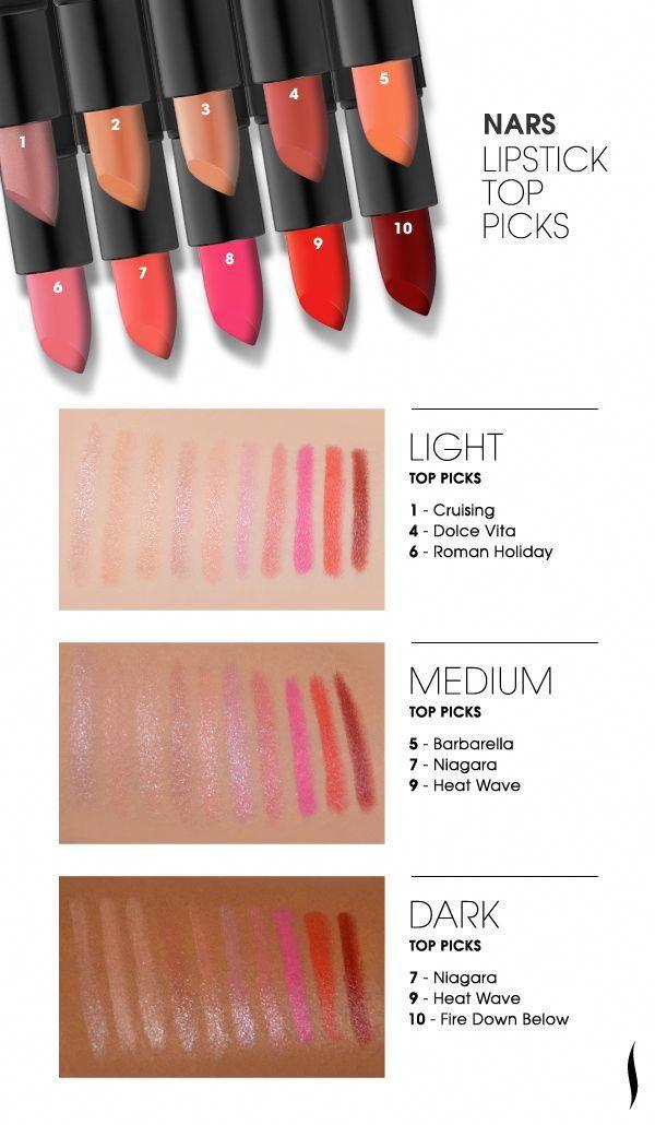 Lip Color Lipstick Color Names List Best Long Stay