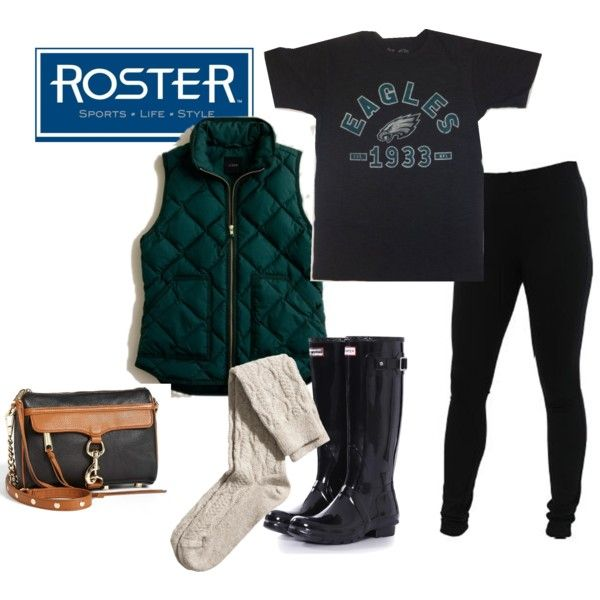 Eagles Game Day outfit! #GoEagles