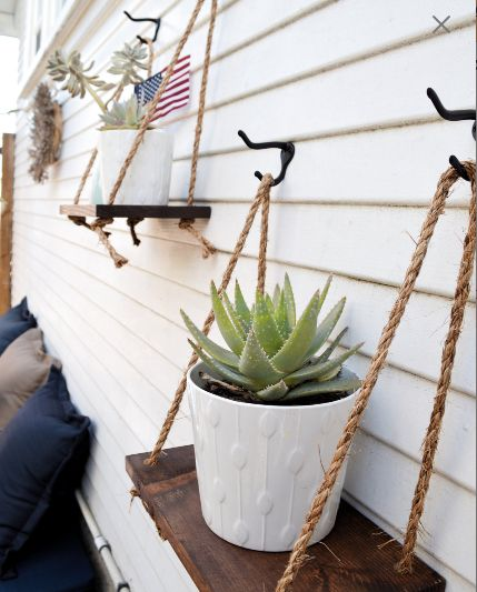 Buget Diy Garden Room