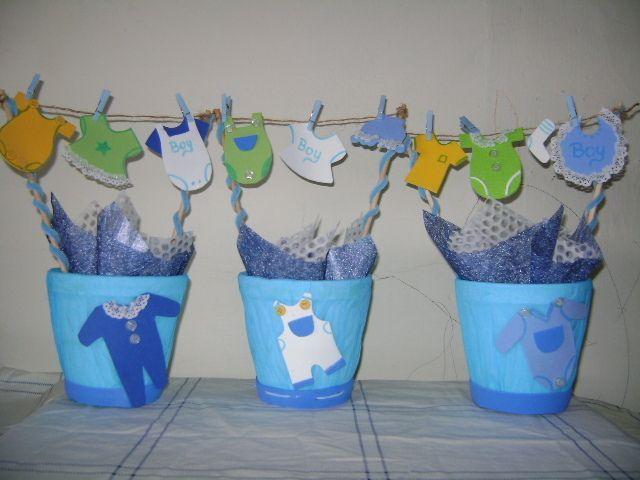 Ideas De Decoración Para Un Baby Shower Perfecto
