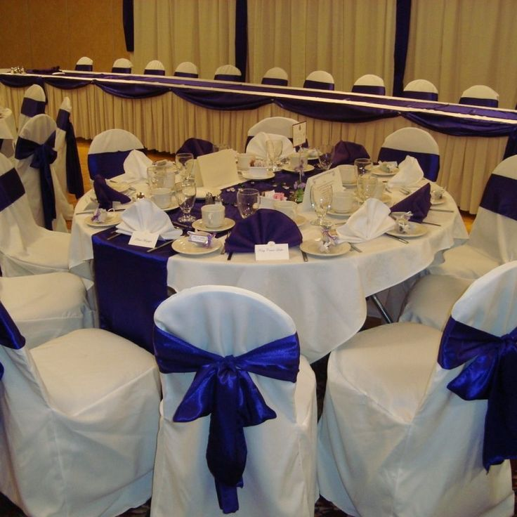 Chair Covers Rentals For Weddings