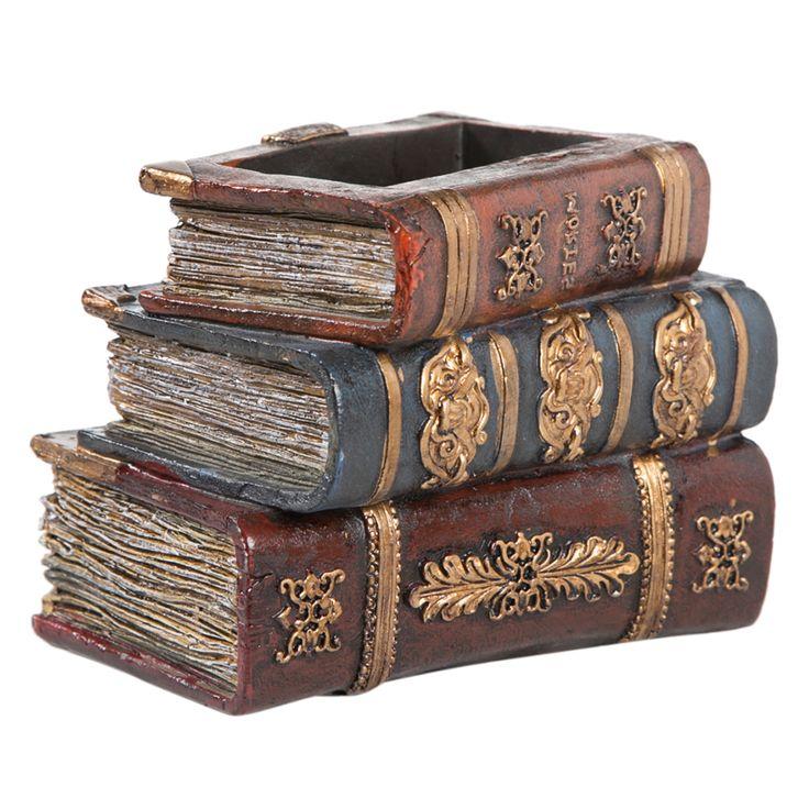 KİTAP FORMLU KALEMLİK - Mudo Concept DEKORASYON - KİŞİSEL AKSESUAR - OFİS SETİ -1158468-000 | Mudo Online Alışveriş