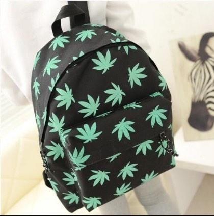 Weed backpack