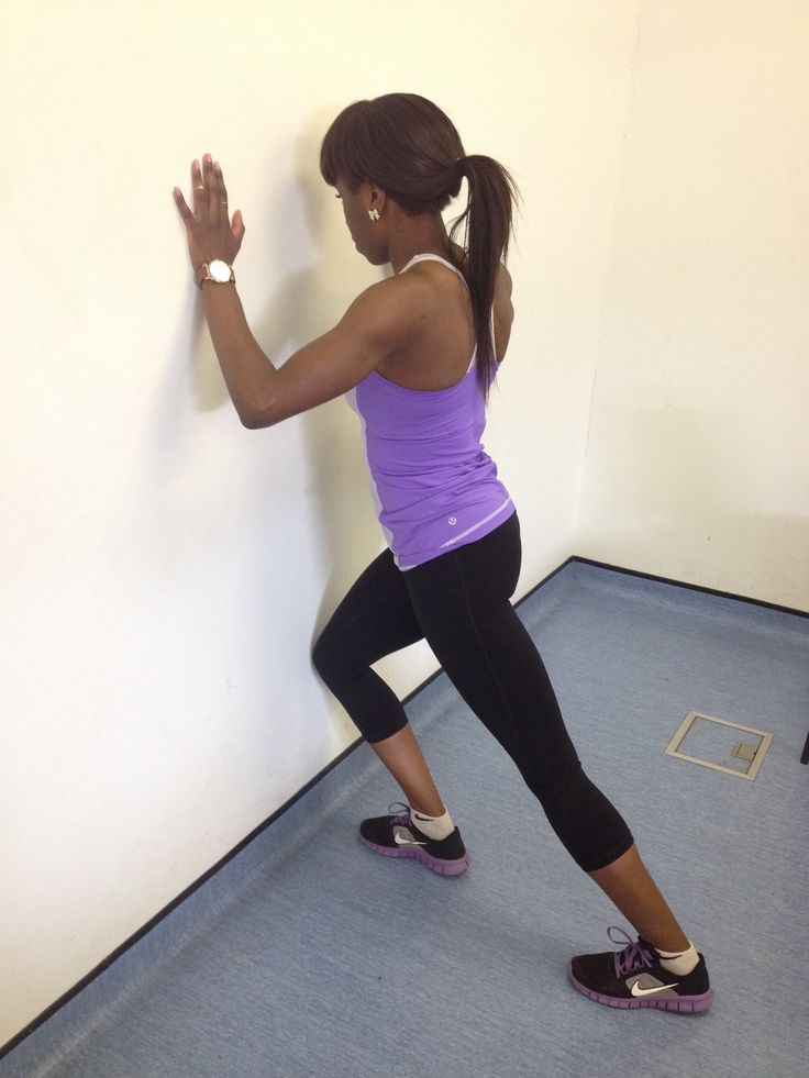 26 best images about top form on pinterest long jump for Knee wall support